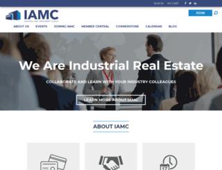 iamc.org screenshot