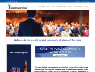 iamcp.site-ym.com screenshot