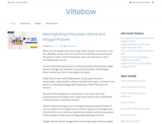 iameviltebow.com screenshot