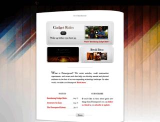 iamfutureproof.com screenshot