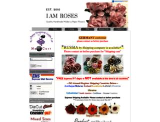 iamroses.com screenshot