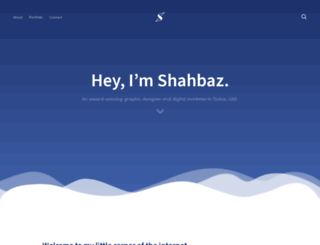iamshaazz.com screenshot