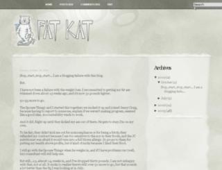 iamthefatkat.blogspot.com screenshot