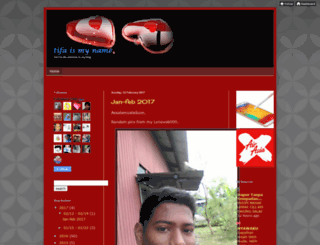 iamtifa.blogspot.com screenshot