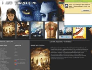 iamtorrent.ru screenshot
