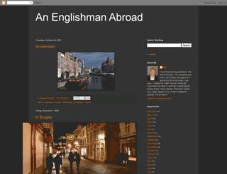 ian-englishmanabroad.blogspot.com screenshot