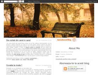 ianculescul.blogspot.com screenshot