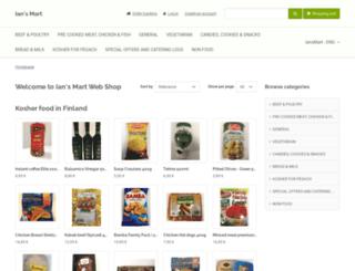 iansmart.fi screenshot