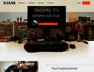iansresearch.com screenshot