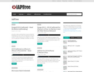 iapfree.org screenshot