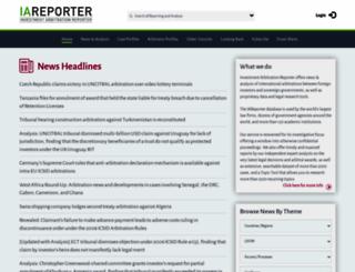 iareporter.com screenshot