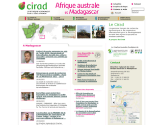iarivo.cirad.fr screenshot