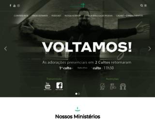 iasdmoema.org.br screenshot