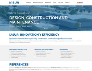 iasur.com screenshot