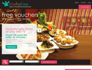 iateforfree.com screenshot