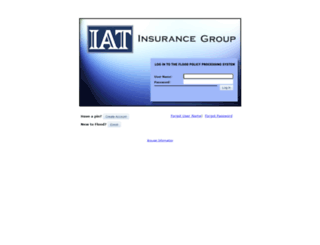 iatinsurance.floodpro.net screenshot