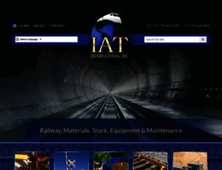 iatint.com screenshot