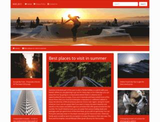 iave2011.org screenshot
