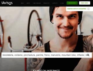 iavisos.net screenshot