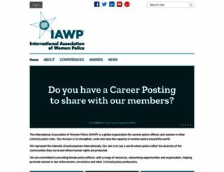 iawp.org screenshot