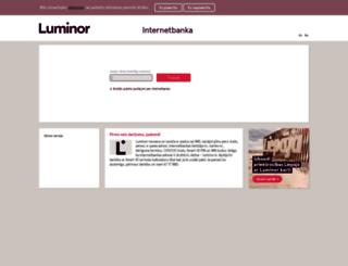ib.dnb.lv screenshot