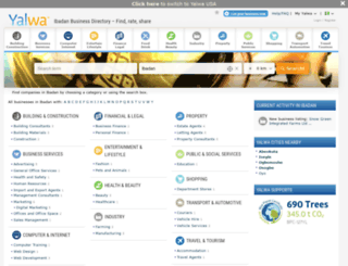 ibadan.yalwa.com.ng screenshot