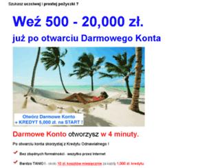 ibankier.pl screenshot