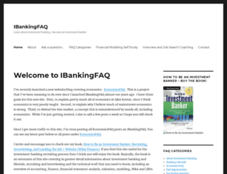 ibankingfaq.com screenshot