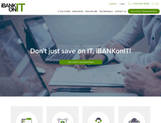 ibankonit.com screenshot