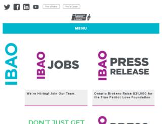 ibao.com screenshot