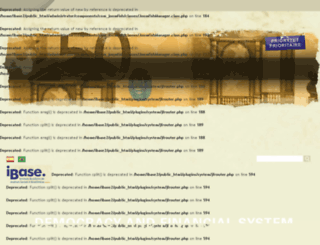 ibase.provisorio.ws screenshot