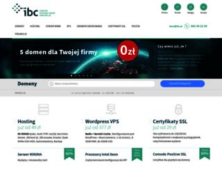 ibc.pl screenshot
