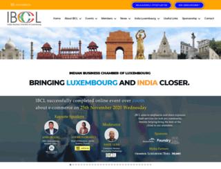 ibcl.lu screenshot