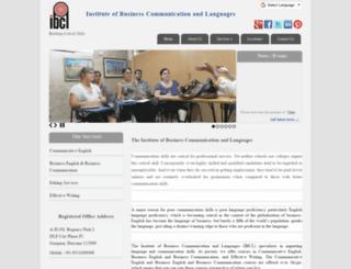 ibclindia.com screenshot