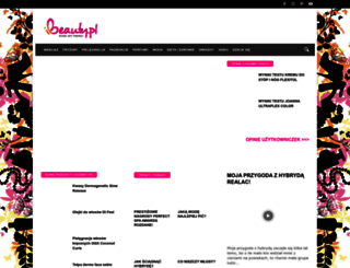 ibeauty.pl screenshot