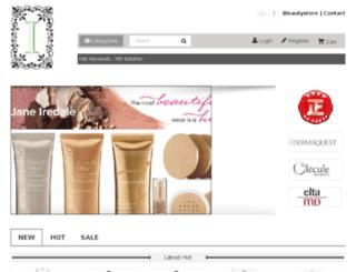 ibeautystore.com.hk screenshot