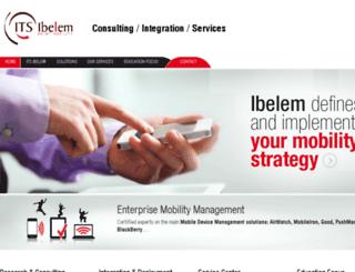 ibelem.com screenshot