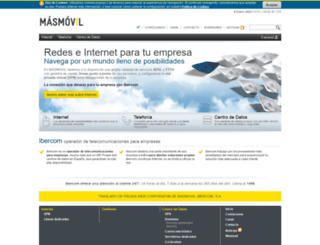 ibercom.es screenshot