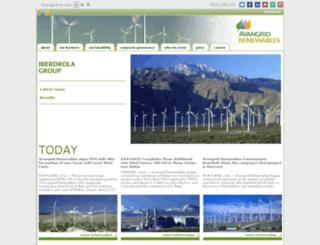 iberdrolarenewables.us screenshot