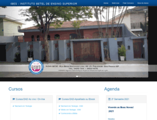 ibes.com.br screenshot