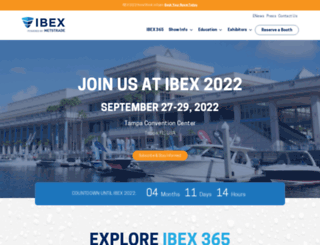 ibexshow.com screenshot