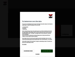 ibf.dk screenshot