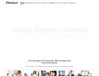 ibidium.org screenshot