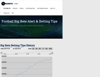 ibigbets.com screenshot