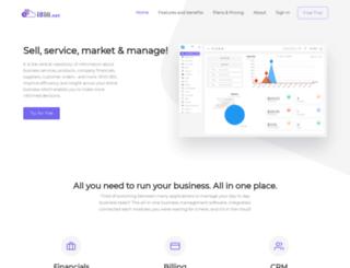 ibill.net screenshot