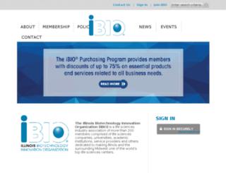 ibio.site-ym.com screenshot