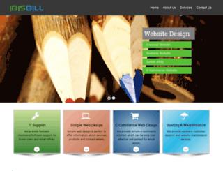 ibisbill.co screenshot