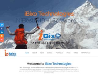 ibixotech.com screenshot