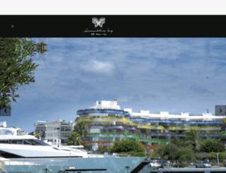 ibiza.accommodationsibiza.com screenshot