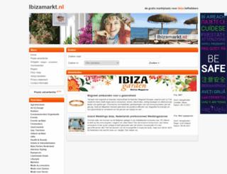 ibizamarkt.nl screenshot